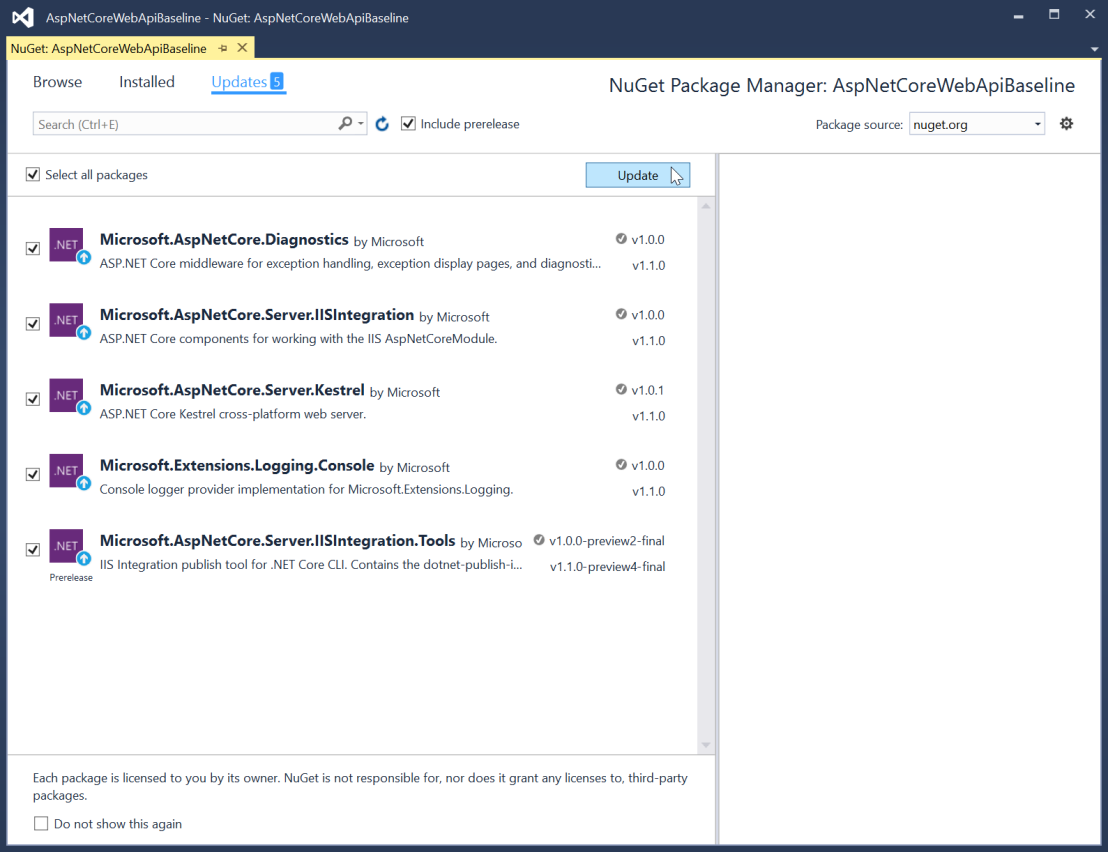 update-nuget-packages-1
