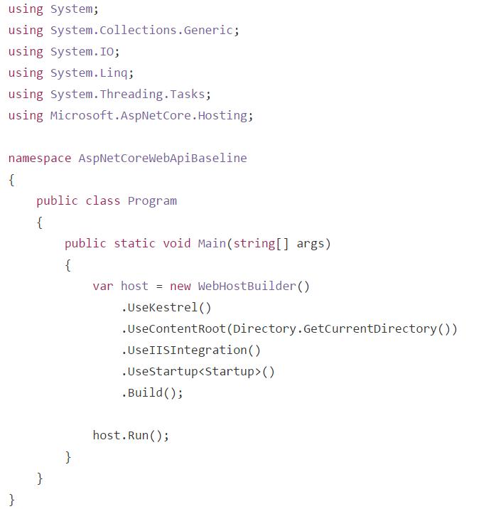 default-host-configuration